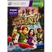 Jogo Kinect Adventures Xbox360 (seminovo)