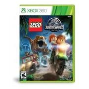 Jogo Lego Jurassic World - Xbox 360 (seminovo)