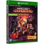 Jogo Minecraft Dungeons (Hero Ed.) - Xbox Box One