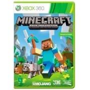 Jogo Minecraft Xbox 360 Original (seminovo)