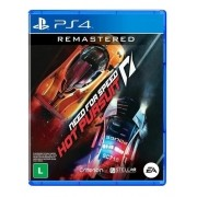 Jogo Need For Speed Hot Pursuit Remastered Ps4