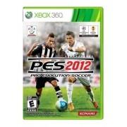 Jogo Pes 2012 - Xbox 360 (seminovo)