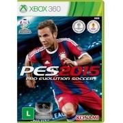Jogo Pes 2015 (Pro Evolution Soccer) - Xbox 360
