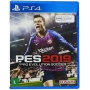 Jogo Pes 2019 Pro Evolution Soccer 2019 - PS4 (seminovo)