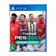 Jogo Pes 2021 (Season Update) - PS4