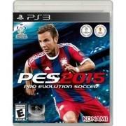 Jogo Pro Evolution Soccer Pes 2015 Ps3