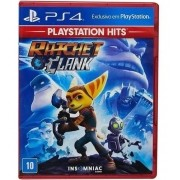 Jogo Ratchet And Clank Playstation Hits Ps4