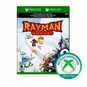 Jogo Rayman Origins Xbox360 E Xbox One (seminovo)