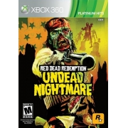 Jogo Red Dead Redemption Undead Nighmare (seminovo) - Xbox360