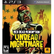 Jogo Red Dead Redemption Undead Nightmare - PS3