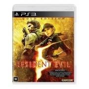 Jogo Resident Evil 5 Gold Edition PS3 (seminovo)