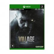 Jogo Resident Evil Village - Xbox One/Xbox Series X