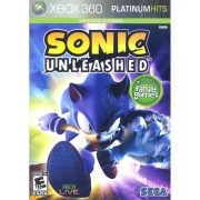 Jogo Sonic Unleashed - Xbox360
