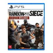 Jogo Tom Clancy's Rainbow Six Siege - Edição Deluxe - Ps5