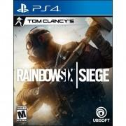 Jogo Tom Clancys Rainbow Six Siege - PS4