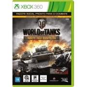 Jogo World Of Tanks Xbox 360 Edition (seminovo)