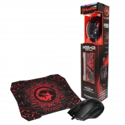Kit Mouse E Mousepad Marvo M355+ Mousepad G1