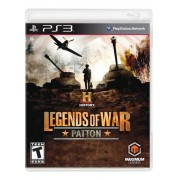 Legends Of War Patton - History Ps3 - Seminovo