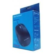 Mouse Box Optico Preto Usb Multilaser - Mo255
