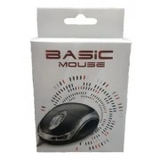 Mouse Optico Basic Lendex Usb - 3 Botões