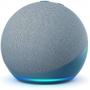 Novo Echo Dot (4ª Geração): Smart Speaker com Alexa - Azul