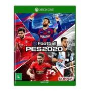 Pes 20 Xbox One Efootball Pro Evolution Soccer 2020-seminovo