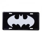 Placa Carro Decorativa Batman