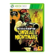 Red Dead Redemption Undead Nighmare - Xbox360 Seminovo