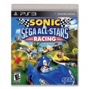 Jogo Sonic e Sega All Stars Racing PS3