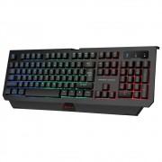 Teclado Gamer Xtrike-Me KB-507 Membrana RGB Rainbow
