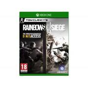 Jogo Tom Clancy's Rainbow Six Siege Xbox One Mídia Física Lacrado