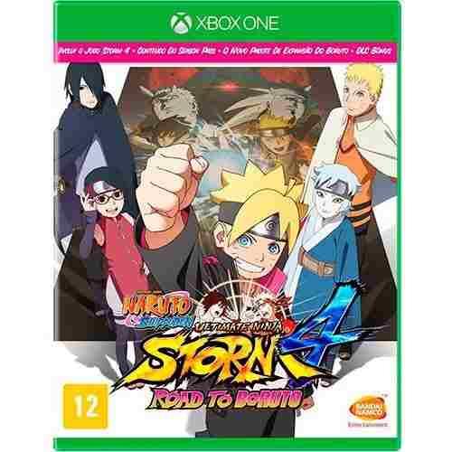 Naruto Shippuden Ultimate Ninja Storm 4 Road Boruto - XboxOne