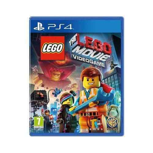 Lego Movie The Videogame - PS4