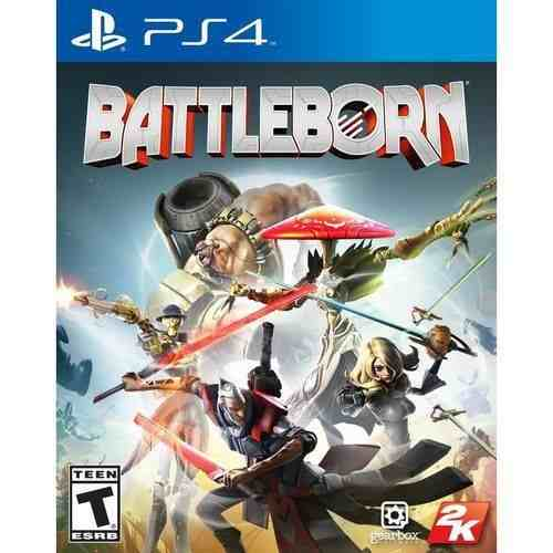 Battlerborn - PS4