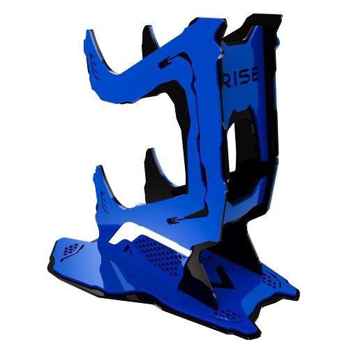 Suporte Controle Rise Mode - Preto E Azul Rm-sc-01-bb