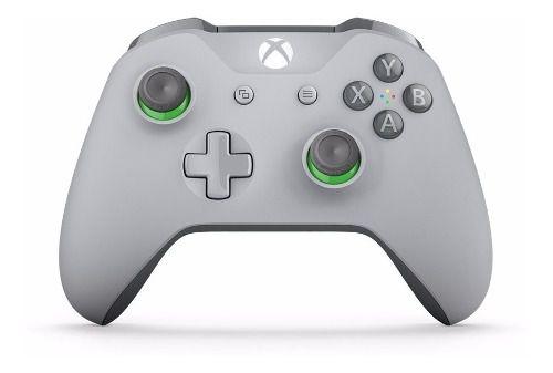 Controle Xbox One Cinza Wireless - Microsoft