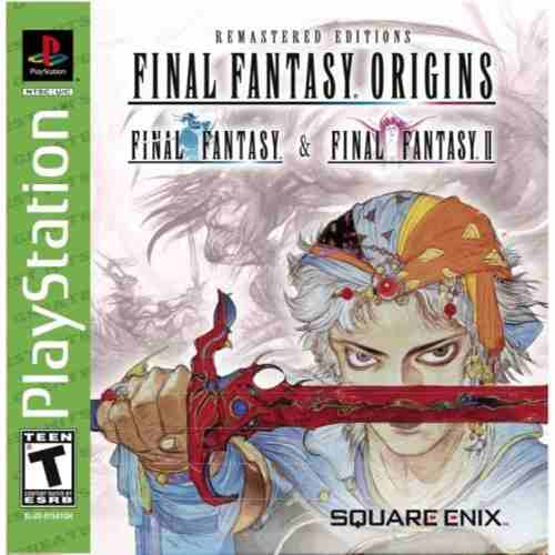 Final Fantasy Origins Play Station PS1