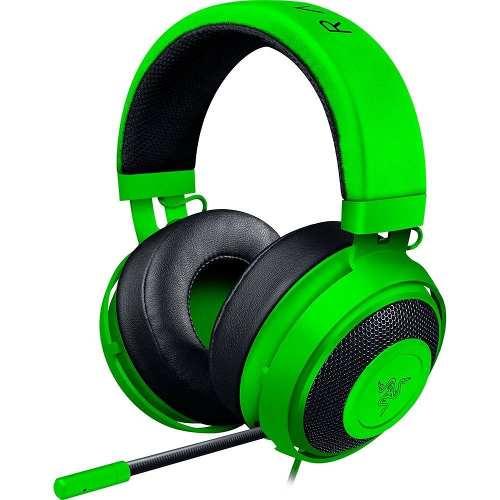 Headset Razer Kraken  Com Microfone - Green