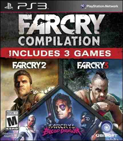 Farcry Compilation - PS3