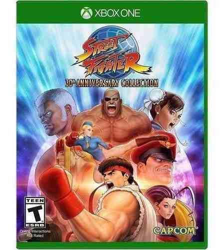Street Fighter 30th Anniversary Collection - XboxOne
