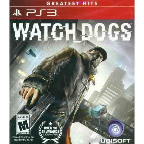 Watch Dogs - PS3