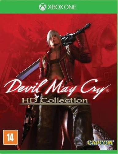 Devil May Cry Hd Collection - XboxOne