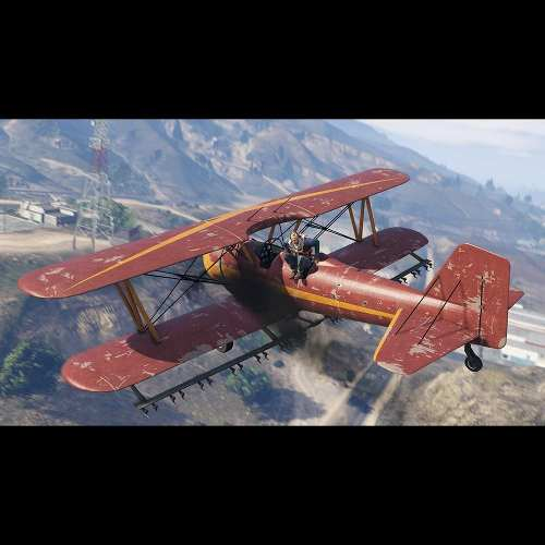 Grand Theft Auto V  GTA V - PS4
