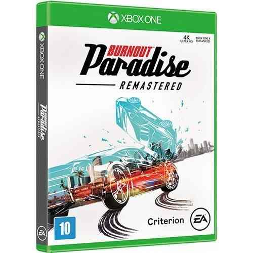 Burnout Paradise Remastered - XboxOne