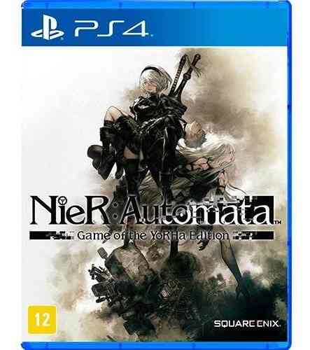 Nier Automata Game Of The Yorha Edition Ps4