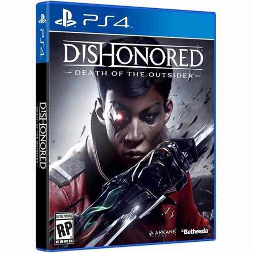 Dishonored Death Of The Outsider - PS4