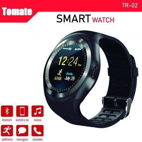 Relógio Smart Watch Tomate Tr-02