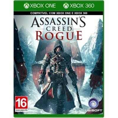 Assassin's Creed Rogue Xbox360 e XboxOne