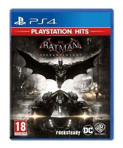 Jogo Batman Arkham Knight - PS4