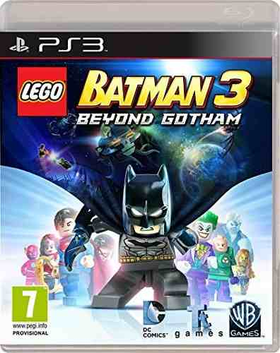 Lego Batman 3 Beyond Gotham - PS3